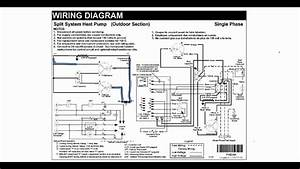 Phase Electrical Schematic Wiring Diagram