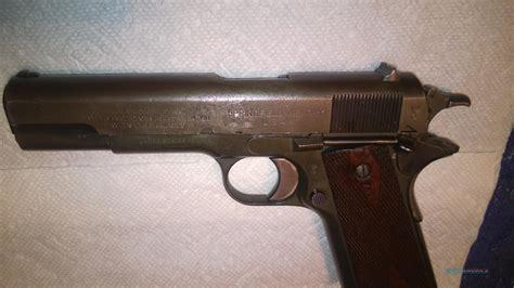 Ww1 1911 Springfield Armory For Sale (952715444