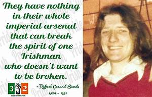 BOBBY SANDS QUOTES Image Quotes At