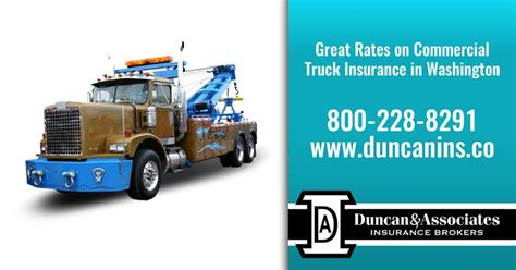 Car insurance costs may vary by hundreds, or even thousands of dollars, depending on your unique circumstances. We offer great rates on commercial truck insurance in Washington State. Whether you need ...