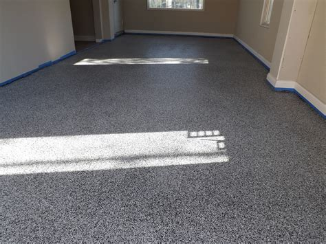 Resurface Garage Floor With Epoxy by Garage Resurfacing Premier Concrete Coatings