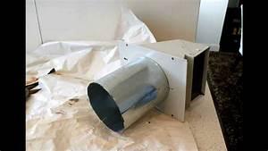 Range Hood Typical Installation   Victory Range Hoods
