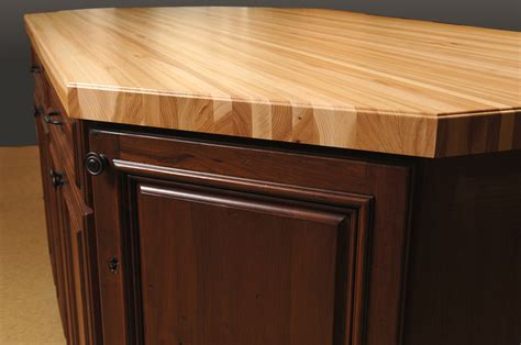 Custom Butcher Block Countertops Walzcraft