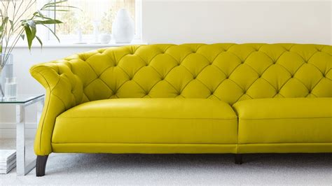 modern  seater leather chesterfield sofa uk