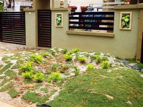 Minimalist Front Home Garden Design