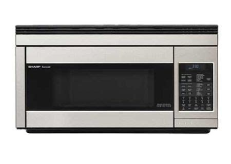 sharp microwave combination r1874s abt