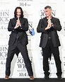 Keanu Reeves promotes John Wick 3 in Tokyo with director ...