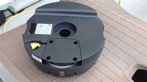 2010 audi q7 tdi spare and subwoofer youtube