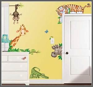 Wandtattoo Tiere Kinderzimmer : wandtattoo afrika tiere kinderzimmer kinderzimme house ~ Watch28wear.com Haus und Dekorationen