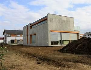 Betonová fasádní stěrka