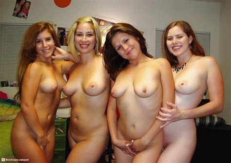 Four Girls Nude Dorm Room Picture Of The Day Nickscipio Com