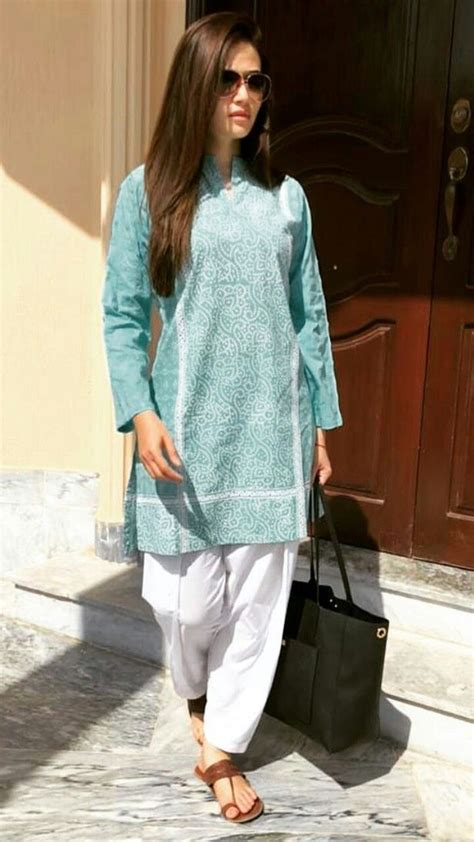 simple  nice pakistani fashion casual pakistani