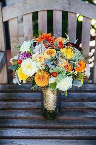 Multicolor Wedding Bouquet