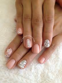 kurze nã gel design wedding nail designs bridal nail 2065177 weddbook
