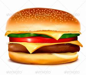 Hamburger by almoond GraphicRiver