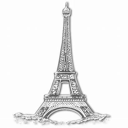 Eiffel Tower Paris Clipart France Clip Tour
