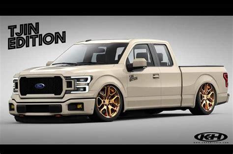 sema builds  trucks