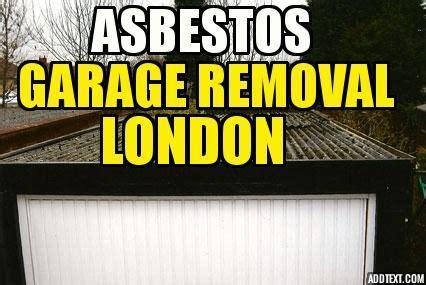 local asbestos garage removal company