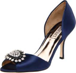 blue shoes for wedding navy blue wedding shoes with crystals ipunya