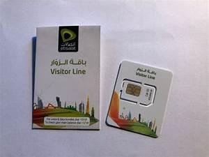 Etisalat visitor line - your online account has been locked