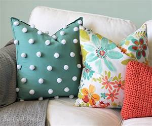 Cute and colorful projects featuring decorative pillows for Cute colorful throw pillows