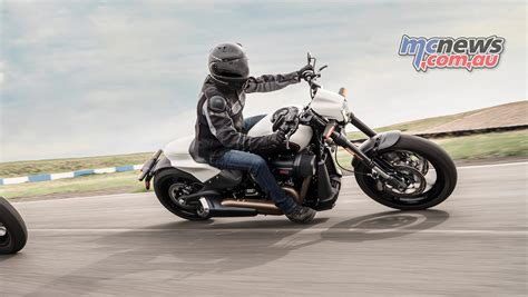 How Much Is A New Harley Davidson by Harley Davidson Fxdr 114 Power Cruiser Mcnews Au