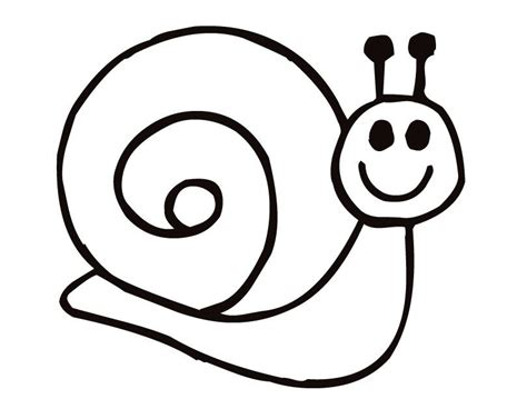 snail coloring page printable snail coloring page from freshcoloring