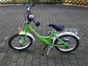 Puky Fahrrad 16 Zoll Jungen : puky fahrrad zl 16 alu farbe kiwi in pommelsbrunn ~ Jslefanu.com Haus und Dekorationen