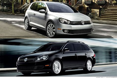 15 great cars that get overlooked - VW Golf TDI and Jetta ...