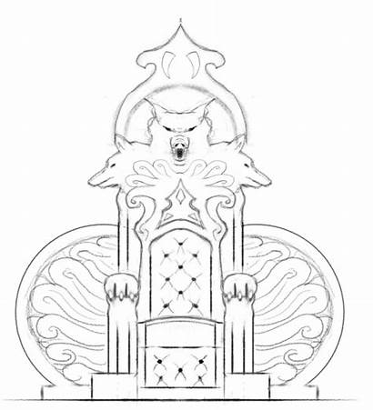 Throne King Drawing Sculpt Challenge 1st Kings