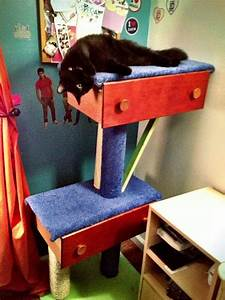 AndyWithAnM: Handy Mandy and the DIY Cat Tree. | Crafts ...