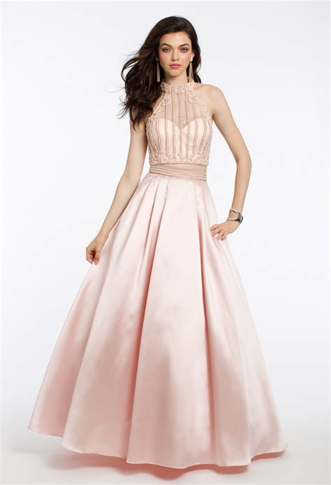 Play princess for the night in this ball gown dress! The ...