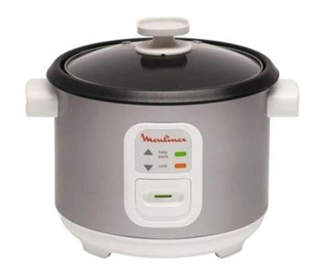cuiseur cuisine companion moulinex moulinex cuiseur a riz uno silver blanc mk111e00
