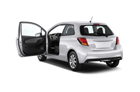 2017 Toyota Yaris Reviews And Rating
