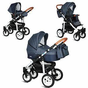 Günstige Kombikinderwagen Mit Babyschale : my junior miyo kombi kinderwagen 3 in 1 11 teile set buggy babyschale ebay ~ Watch28wear.com Haus und Dekorationen