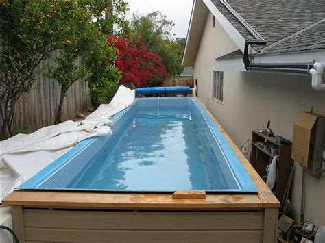 Modular  Ground Lap Pool  Ground Lap Pools