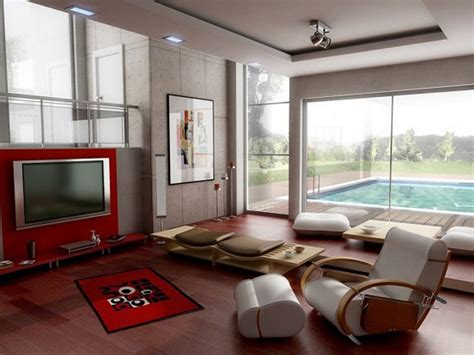 Wonderful Minimalist Living Room  Ifresh Design