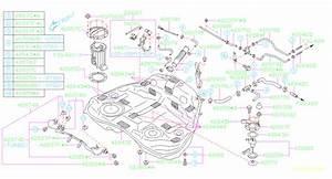 2009 Subaru Outback Valve Pressure Control  Valve P C
