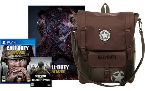 call  duty wwii decouvrez les editions collector