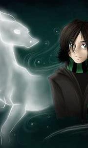 Severus Snape Fan Art: Snape's patronus | Snape fan art ...