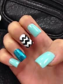 Acrylic Nail Designs Pinterest