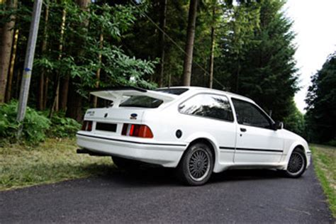ford sierra rs cosworth   guide occasion