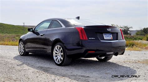 Cadillac Ats Awd Review by Drive Review 2015 Cadillac Ats Coupe 3 6 Awd