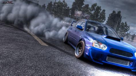 PS4 - carX drift racing