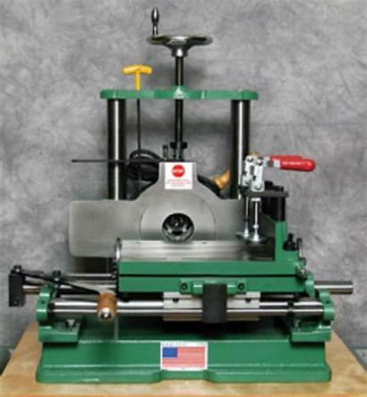 Machine Tenon Richline Quick Woodworking Machines Woodshopnews