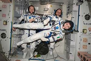 LIVE: Watch 3 Space Station Astronauts Return From to ...