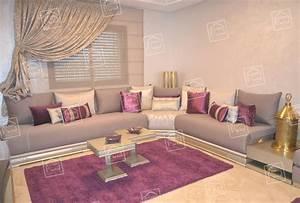 salon marocain violet avec indogate idee deco salon With idee deco salon violet
