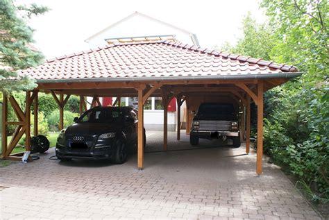 carport mit gerätehaus carport f 252 r 3 pkw und ger 228 tehaus zimmerei arno