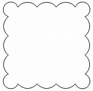 Free Scallop Patterns for Scrapbooking Scrapbooking