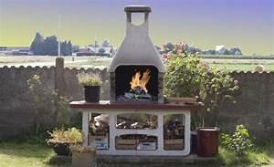 Barbecue De Jardin : comment fixer un barbecue en b ton entretenez et ~ Premium-room.com Idées de Décoration